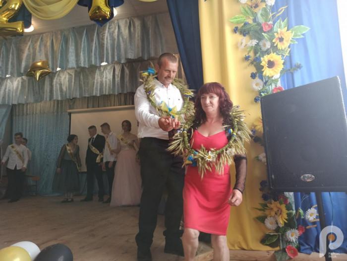Обжинки. Наталія та Юрій Скрипчуки