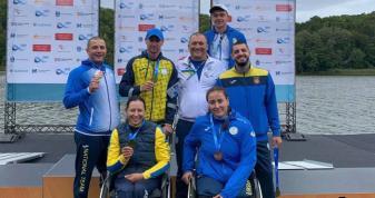 Українські параканоїсти посіли друге місце на Чемпіонаті світу, дві медалі у волинян