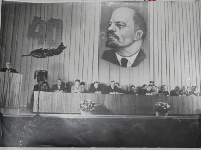 Відзначення 40 річниці Волинського радіо