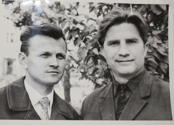 Василь Федчук та Олексій Левков