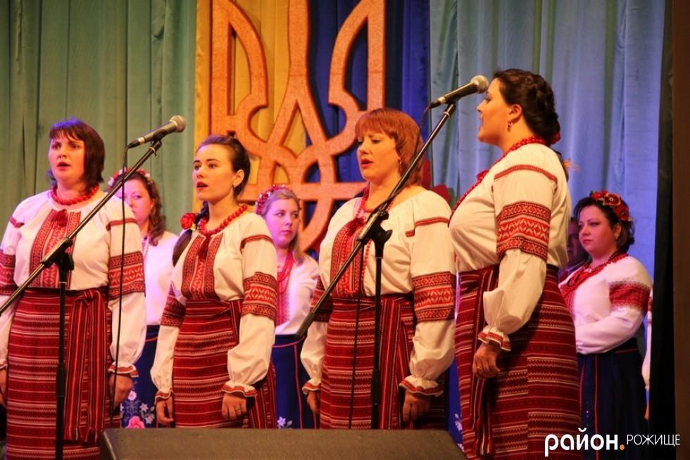 Колектив Переспівського будинку культури