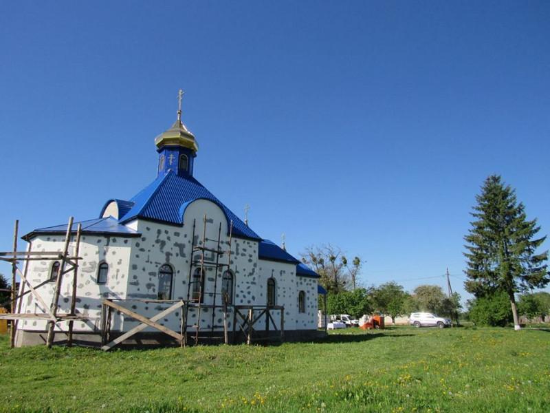 Церква у Студинях, 2018 рік