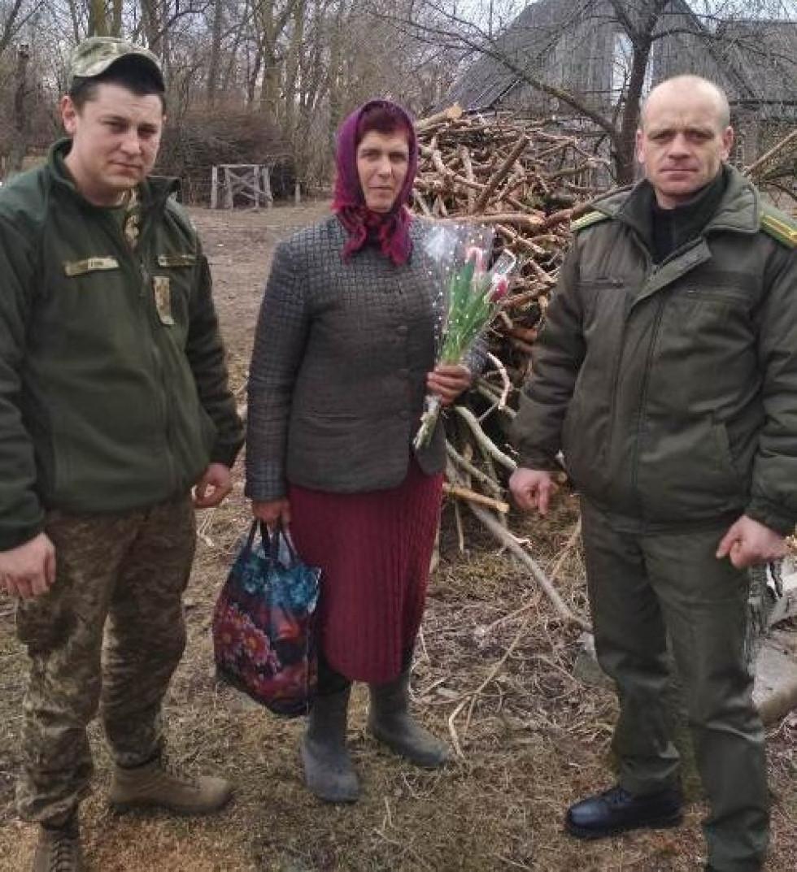 Мама Василя Смолярчука – Марія Смолярчук