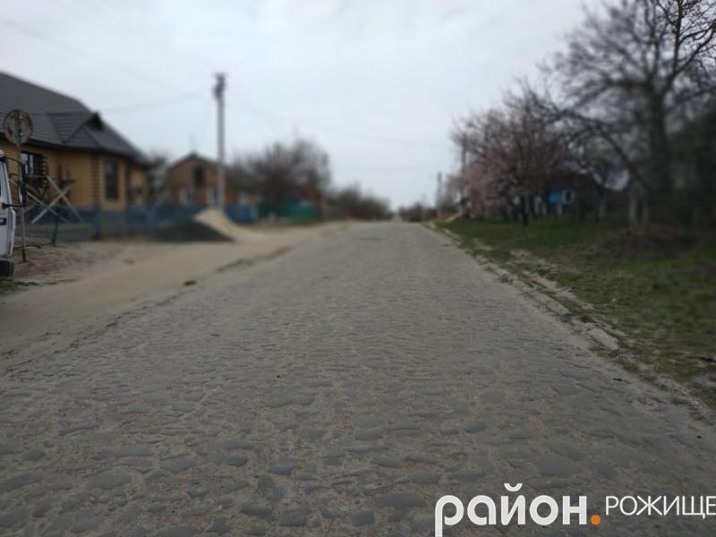 Відрізок вулиці Героїв УПА, який планують ремонтувати