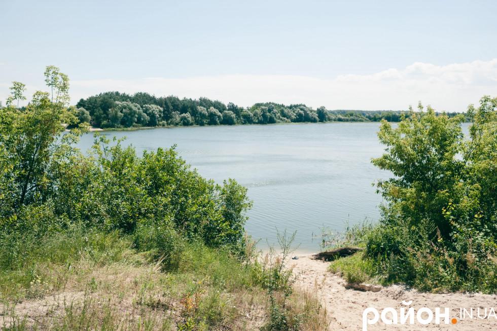 А це славнозвісні Чебені і купатися тут можна!