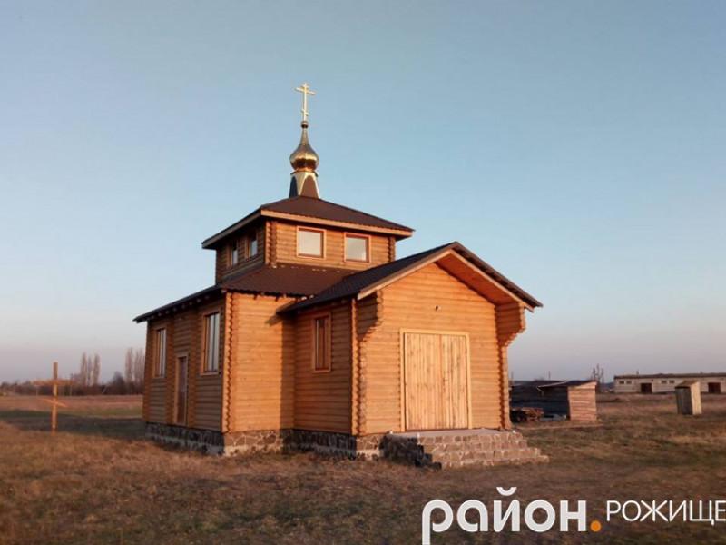 ХрамСвятого Пророка Іллі ПЦУ у Копачівці