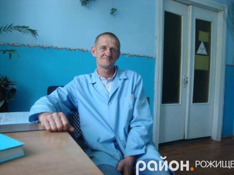 Микола Чайка