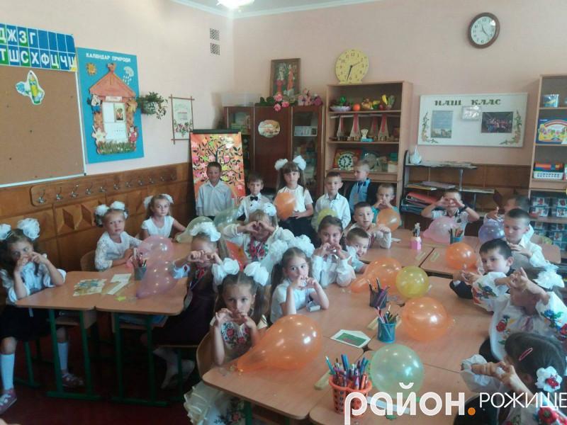 Учні 2 класу Копачівської школи бажають Богданчикові якнайшвидшого одужання.
