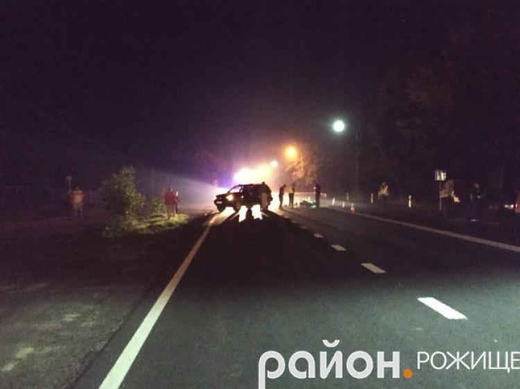 ДТП у селі Копачівка Рожищенського району