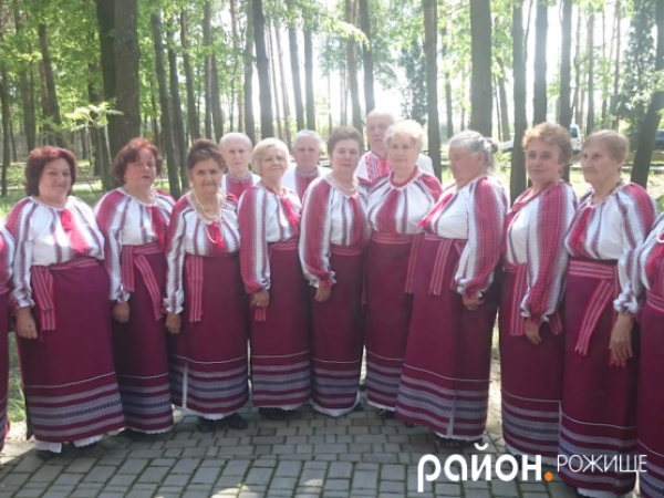 Аматорський хоровий колектив«Надвечір'я»