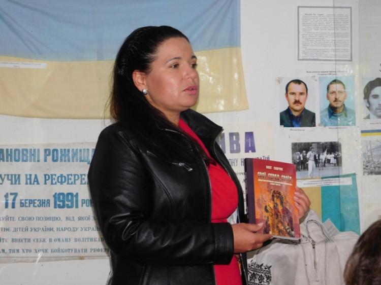 Рідні Інни Гайворонської пережили депортацію