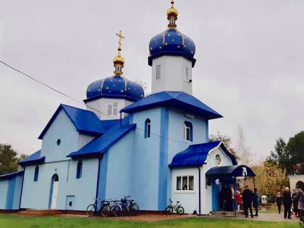 Церква Різдва Пресвятої Богородиці міста Рожище