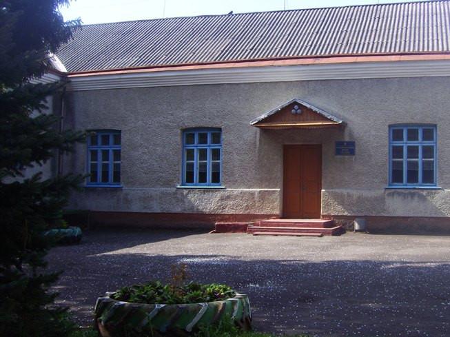 Школа у селі Рудка-Козинська