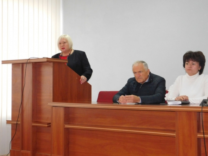 Інформує начальницяуправління фінансів райдержадміністрації Лілія Клебанська