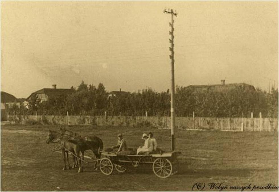 Переспа. Очікування на поїзд, 1930-ті роки.