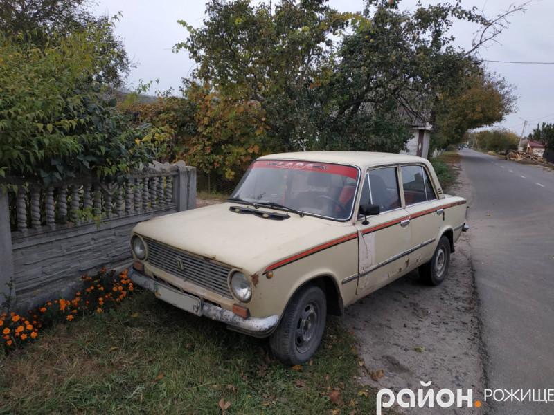 За крадіжку цієї машини хлопець заплатить 17 тисяч штрафу.