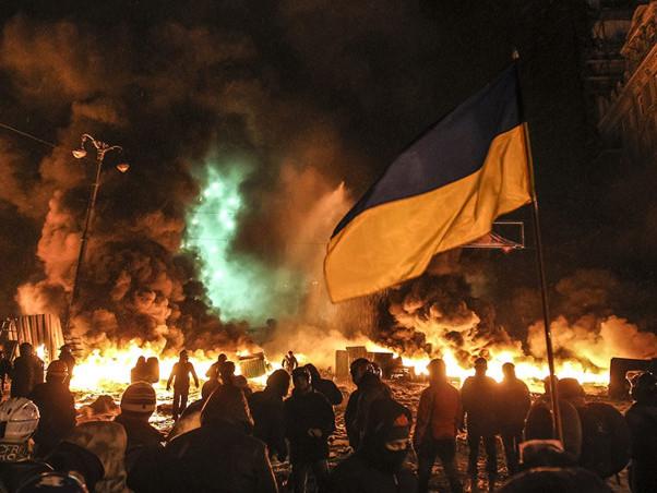 Київ. Революція Гідності