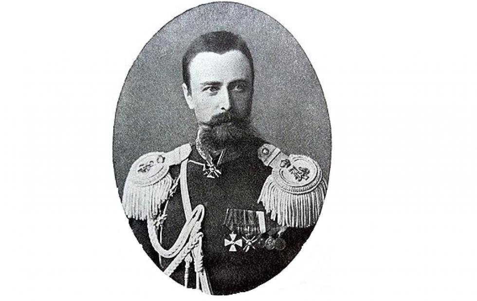 Дмитрій Голіцин