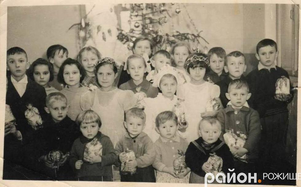 Новорічний ранок 1966 року.