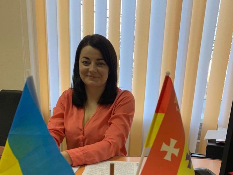Муніципальна інспекторка Мар'яна Демчук