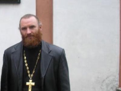 Протоієрей Андрій Савельєв