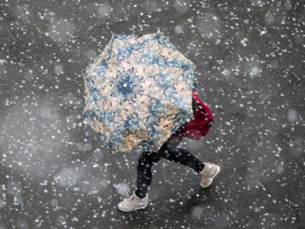 Мокрий сніг