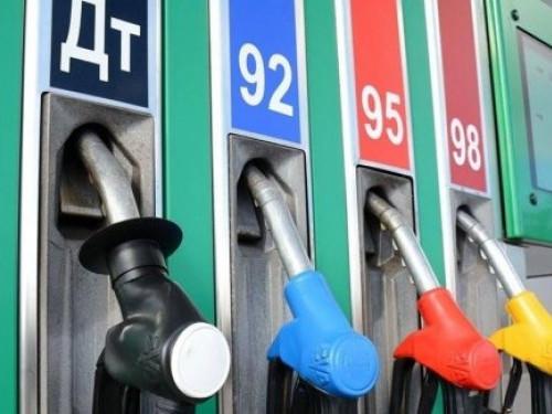 Купили 2 900 літрів бензину