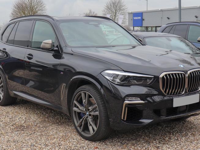 Автомобіль «BMW X5». Фото ілюстративне