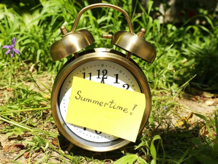 Літній час