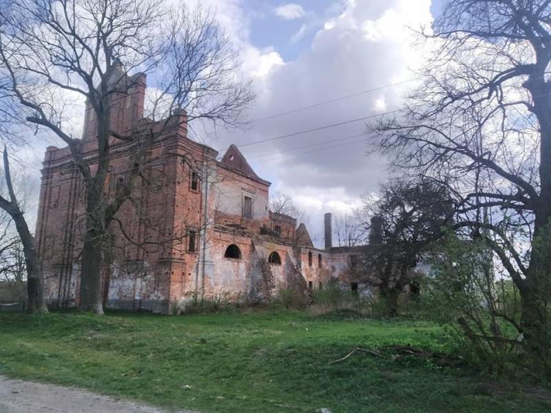 У селі Кисилин