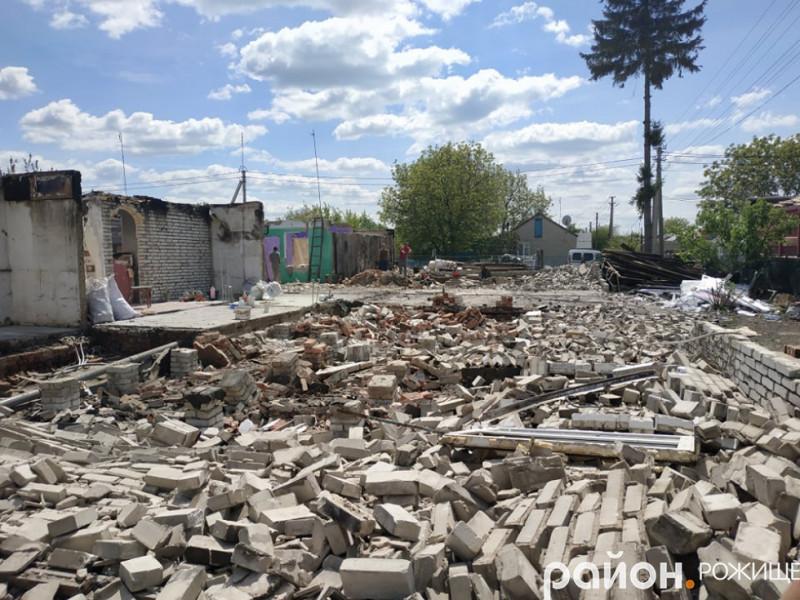 Пожежа знищила будинок та усе майно 11 сімей.