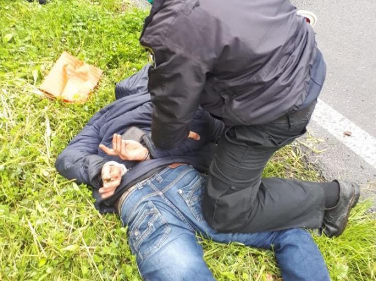 У Рожищенському районі затримали продавця канабісу