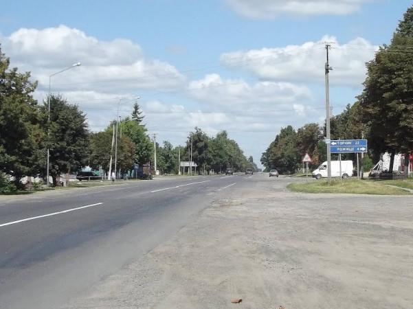 Село Копачівка