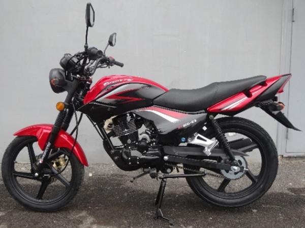 Мотоцикл Forte