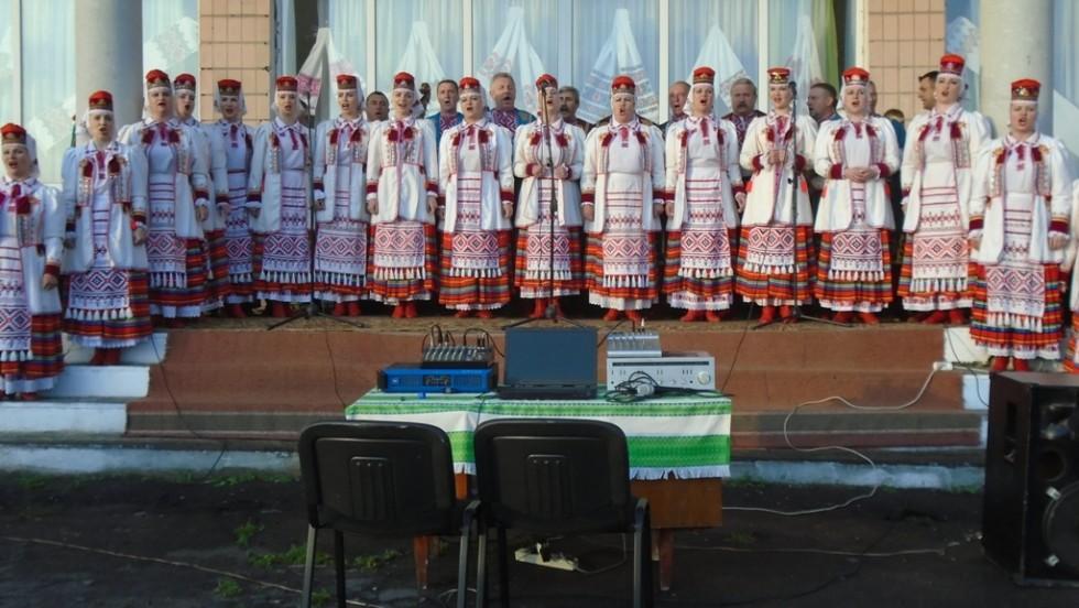 Волинський академічний народний хор