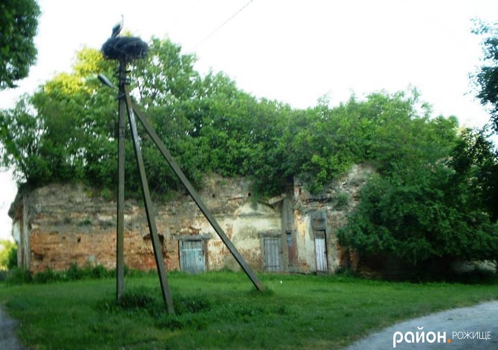 Руїни монастиря 14 ст.