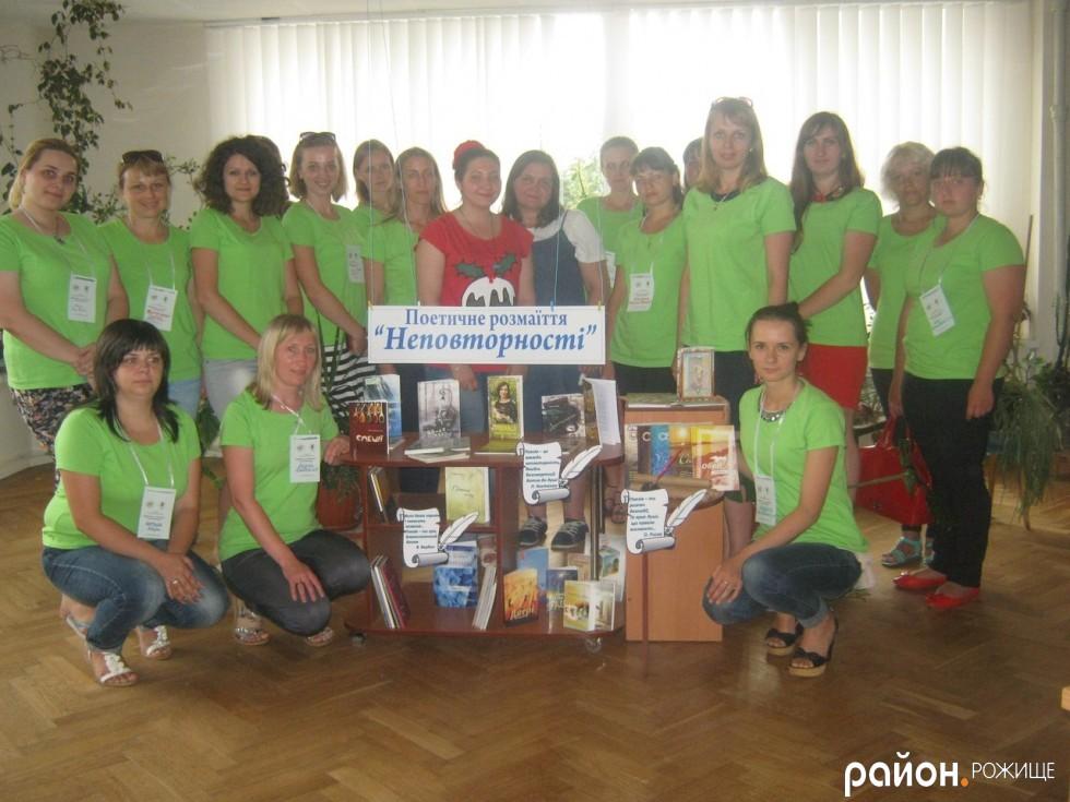 У Луцьку навчали молодих бібліотекарів (ФОТО), фото-1