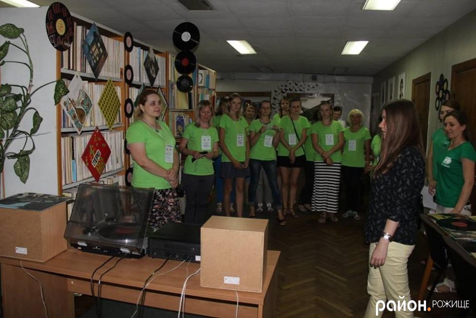 У Луцьку навчали молодих бібліотекарів (ФОТО), фото-2