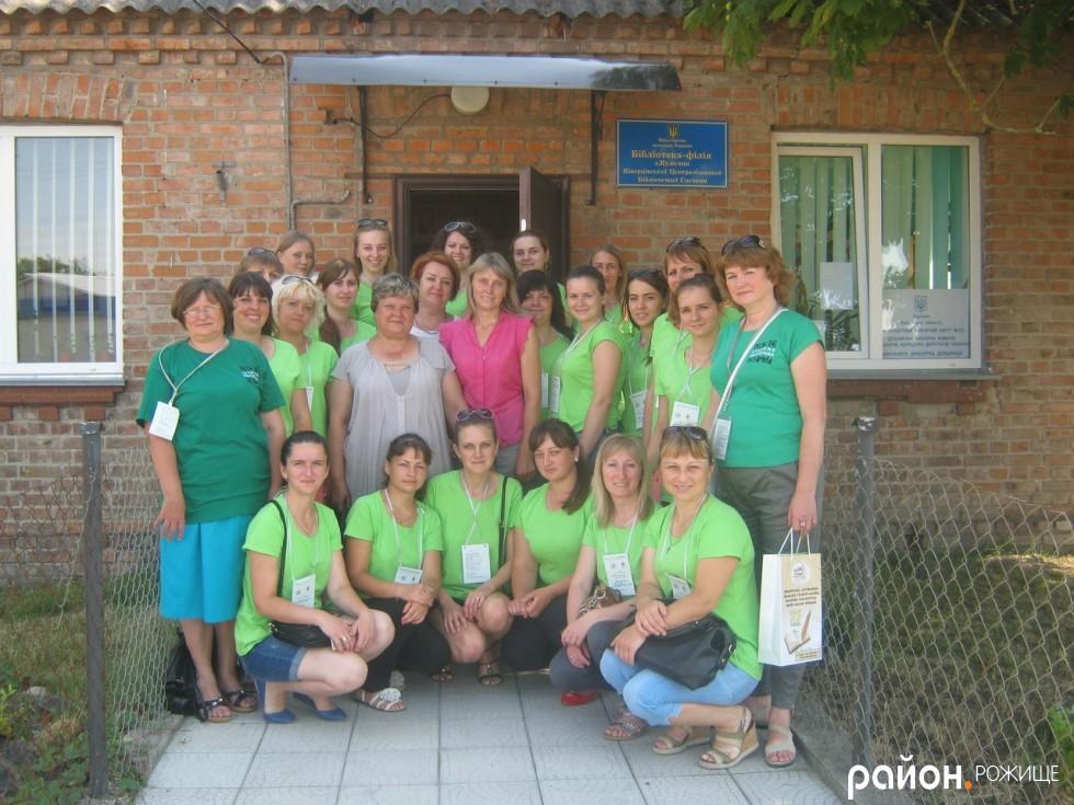 У Луцьку навчали молодих бібліотекарів (ФОТО), фото-3