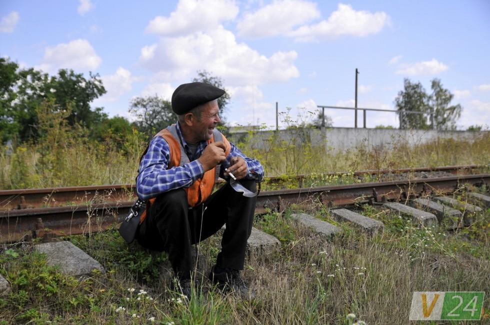 Станція є, а людей, кажуть залізничники, вже майже не лишилося