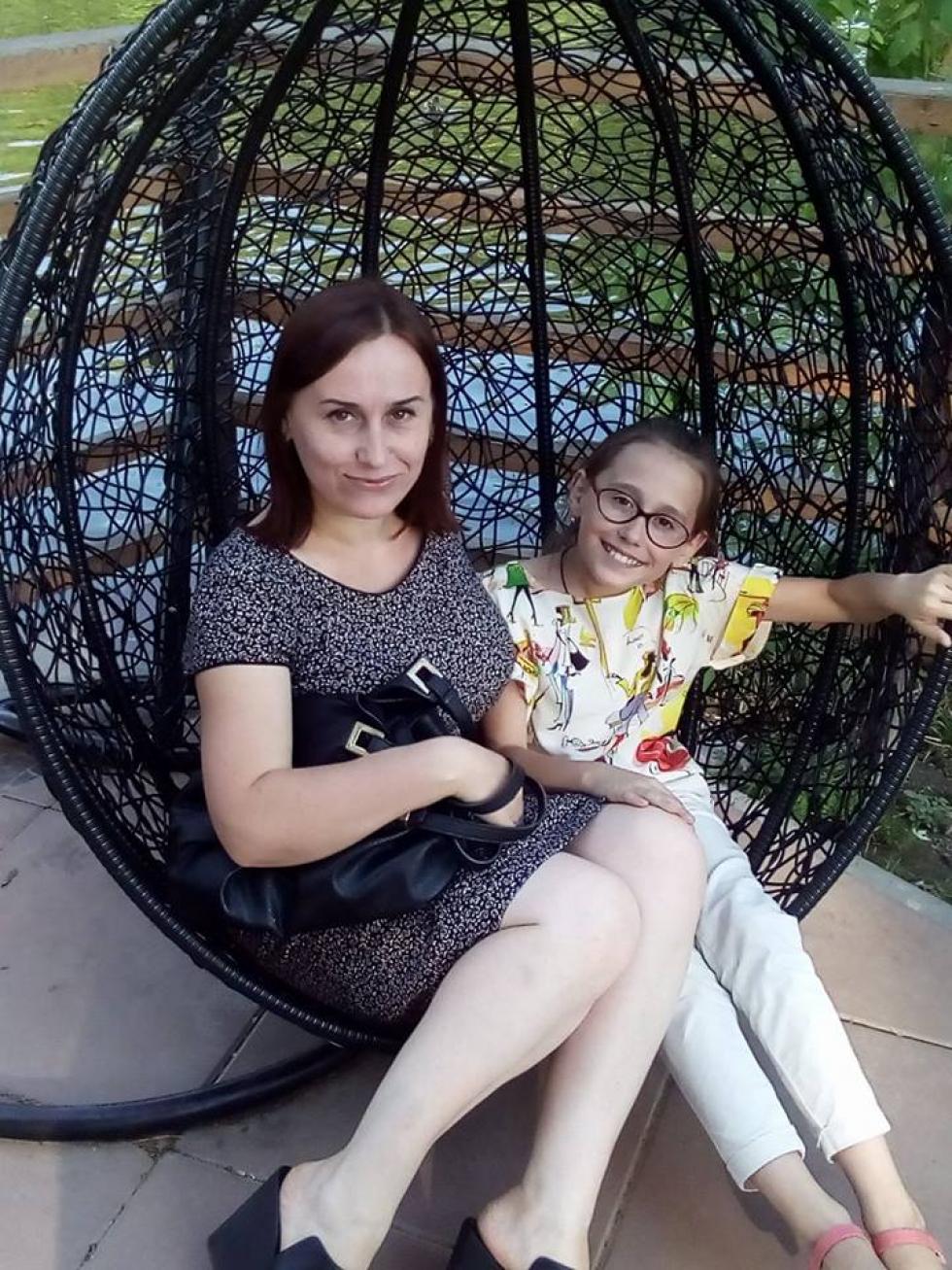Оксана Данилюк, реєстратор Рожищенської ЦРЛ