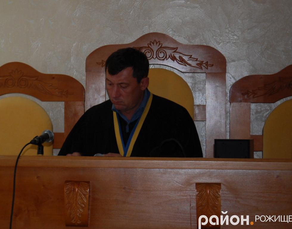 Суддя Олександр Костюкевич