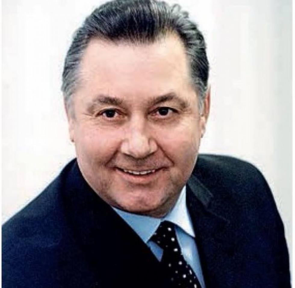 Микола Замковенко. Фото, яке йому не сподобалось
