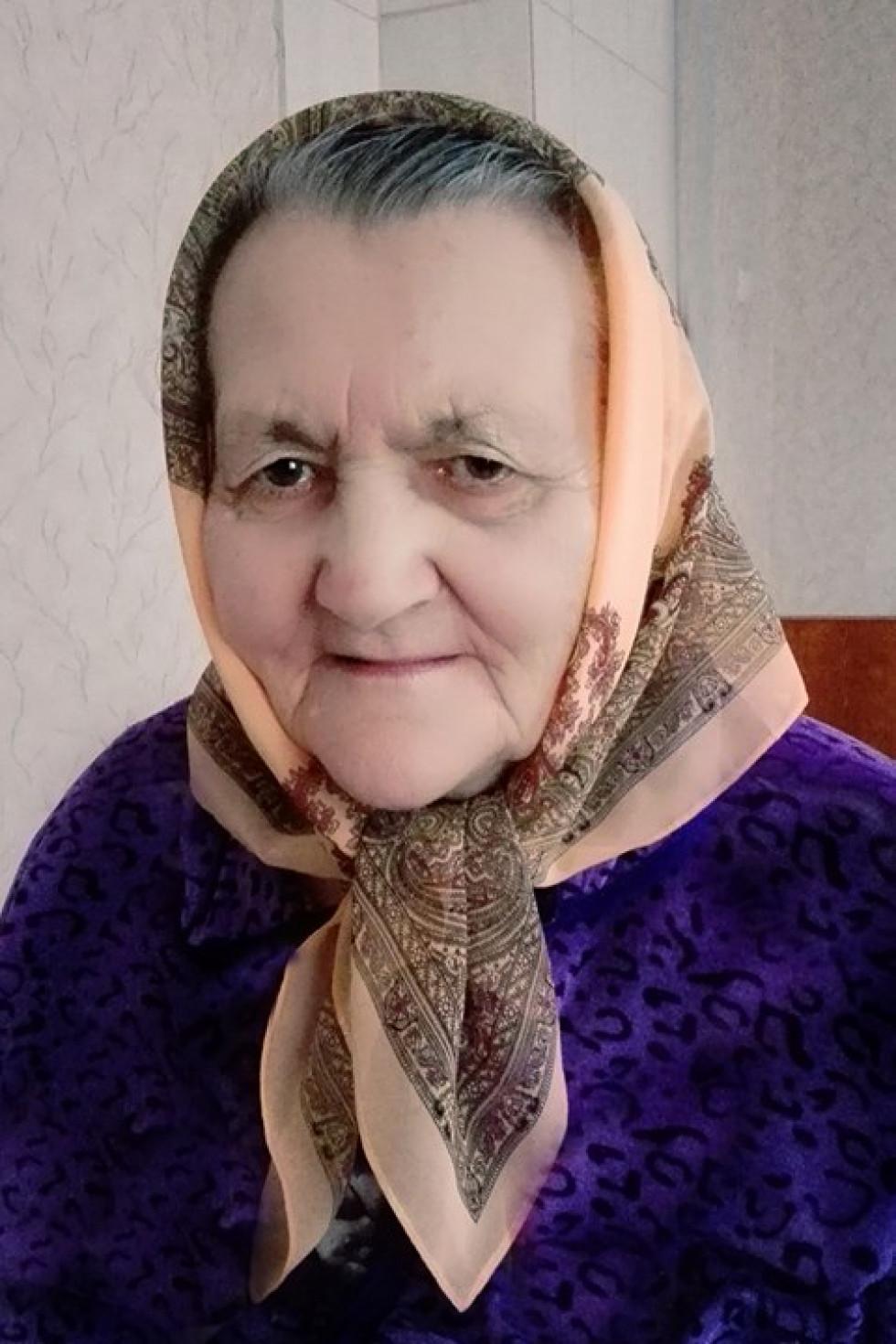 Марія Андріївна Віннік