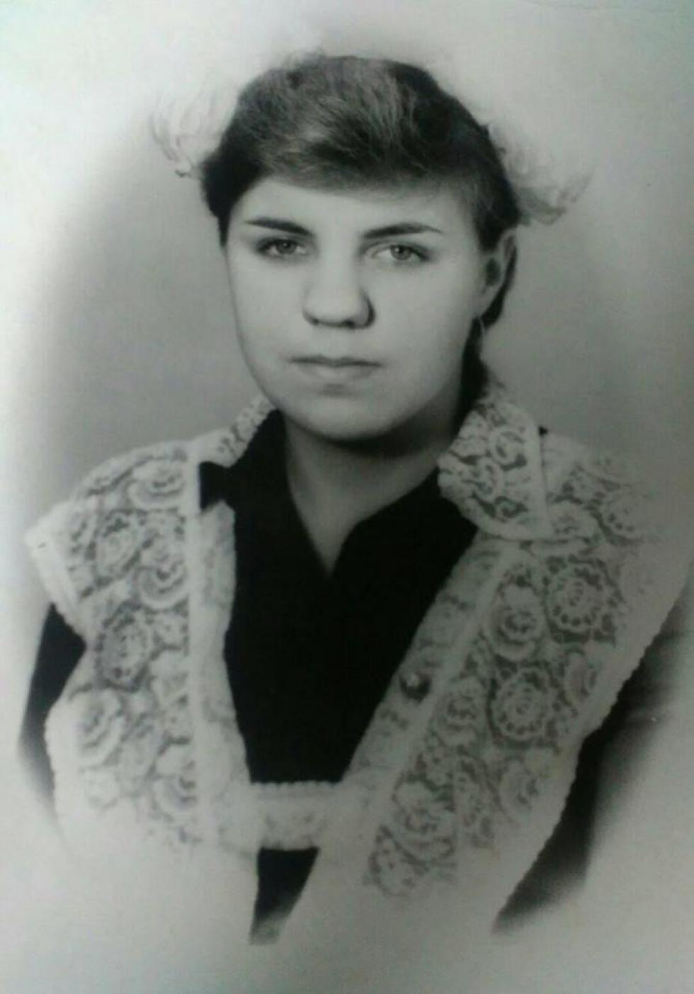 Ольга Чайка, акушерка Рожищенської ЦРЛ. Мама Павла Чайки