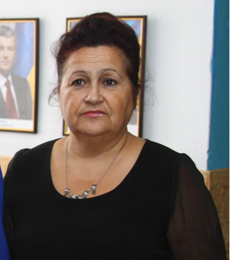 Заступник директора з навчально-виховної роботи Рожищенської ЗОШ №2 Лариса Свистунова