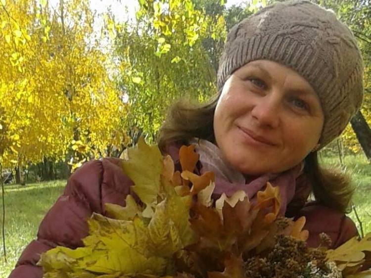 Оксана Пашковська