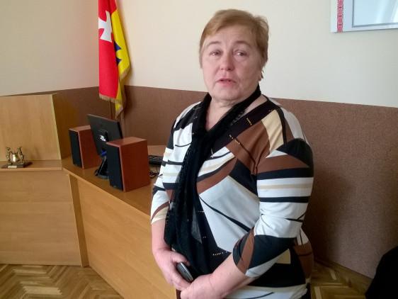 Олена Андрощук