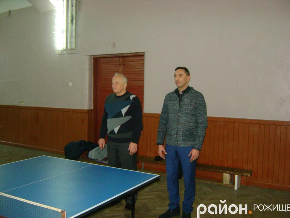 Олександр Крушевський та Микола Огородник