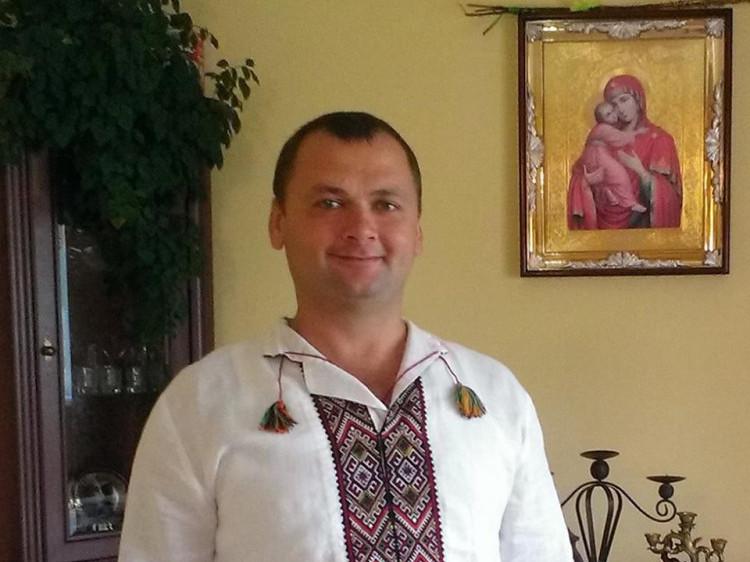 Олександр Кучірка